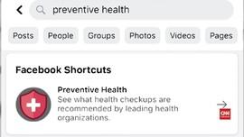 VIDEO: Fitur Baru Facebook di Bidang Kesehatan