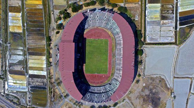Menpora sekaligus Ketua INAFOC Zainuddin Amali menyebut Stadion GBT Surabaya yang paling siap sebagai salah satu venue Piala Dunia U-20 2021.
