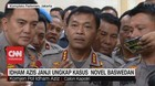 VIDEO: Idham Azis Janji Ungkap Kasus Novel Baswedan