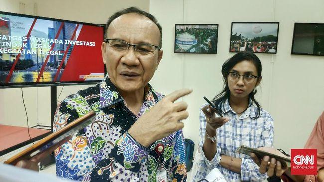 Ketua Satgas Waspada Investasi Tongam Tobing