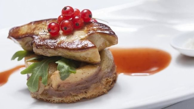Dengan aturan baru yang ditetapkan, tak akan ada lagi hidangan foie gras atau hati angsa di New York, Amerika Serikat.