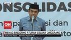 VIDEO: Menag Singgung Aturan Celana Cingkrang