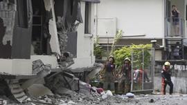 Korban Tewas Gempa Filipina Mencapai 8 Orang