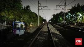 PT KAI Larang Jakarta Mystical Tour di Jalur Tragedi Bintaro