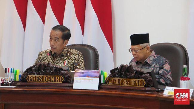 Presiden Jokowi memastikan harga gas industri tidak akan naik. Namun, ia meminta Menteri ESDM Arifin Tasrif menghitung ulang komponen harga gas.