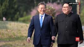 VIDEO: Kim Jong-un Ucapkan Belasungkawa ke Moon Jae-in