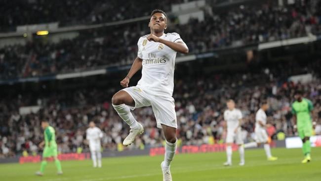 Hasil Uji Coba: Real Madrid Kalah dari Rangers