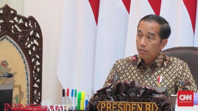 Presiden Jokowi kembali menargetkan peringkat kemudahan berusaha Indonesia naik ke posisi 40.