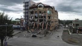 FOTO : Filipina Diguncang Dua Kali Gempa Dalam Sepekan
