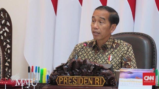 Presiden Jokowi memerintahkan aparat mengusut tuntas hingga mengadili jaringan pelaku bom bunuh diri di Mapolrestabes Medan.
