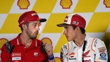 MotoGP 2021: Nasib Dovizioso di Tangan Marquez