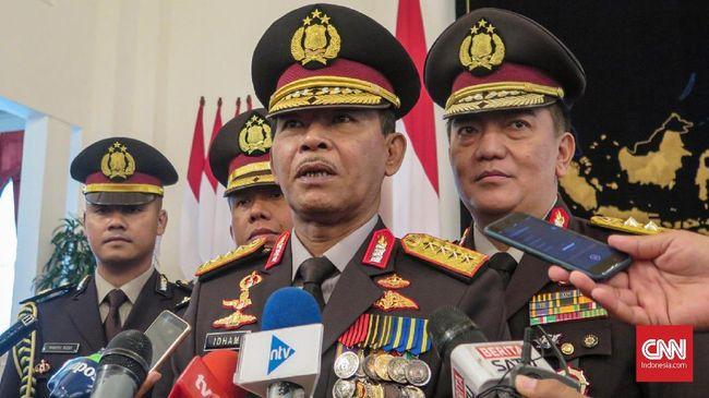 Kapolri Jenderal Idham Azis menyatakan negara tidak boleh kalah dengan kelompok teror yang melakukan aksi pembunuhan apapun dalihnya.