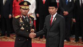 Idham Azis Surati Jokowi Minta Cari Pengganti Kapolri