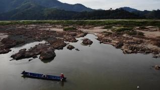 Studi: Emisi Tak Turun, Manusia 'Terpanggang' 50 Tahun Lagi