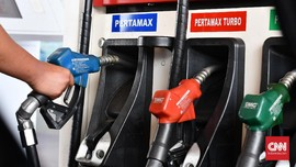 Harga Pertamax Turun Rp200 per Liter Mulai Hari Ini