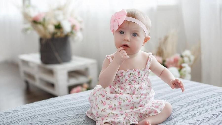 25 Nama Bayi Perempuan dengan Arti Tersayang