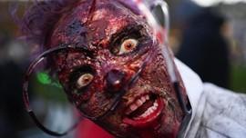 FOTO: Gemerlap Pekan Halloween di Penjuru Dunia