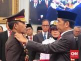 Anggaran Besar Kemenhan dan Polri Jadi Sorotan Jokowi