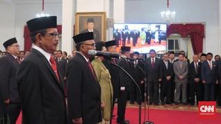 Perpres Jokowi, Ketua Komjak Digaji Rp18 Juta per Bulan