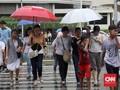 Hujan Diprediksi Guyur Jakarta Selatan dan Jaktim Hari Ini