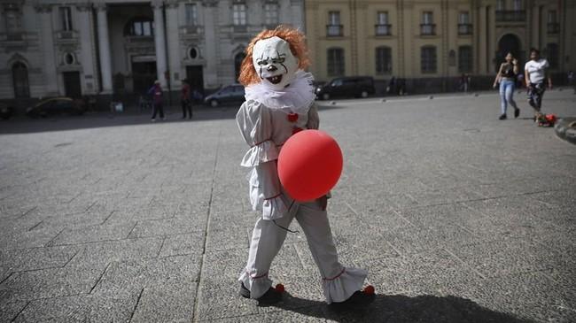 Halloween memang telah berlalu, namun keriaannya di penjuru dunia masih terasa hingga akhir pekan kemarin.