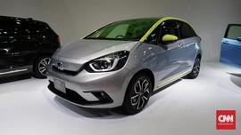 Masuk Singapura, Honda Jazz Dibanderol Rp1 Miliar