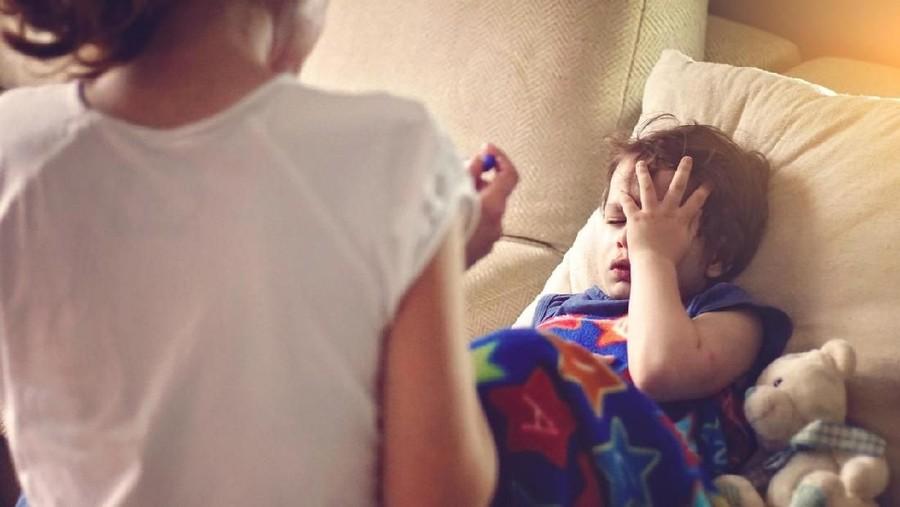 Alfin Lestaluhu Meninggal Akibat Encephalitis, Waspada Gejala pada Anak