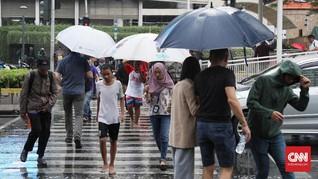 Hujan Deras, Netizen Dengungkan November Rain Guns N' Roses