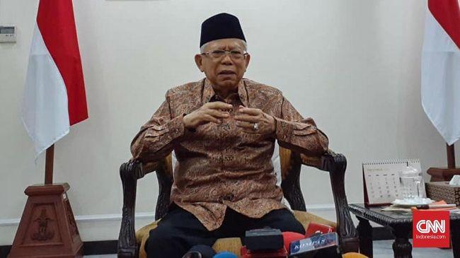 Pertemuan sejumlah ormas Islam tanpa FPI di rumah dinas Wapres Ma'ruf Amin disebut sebagai upaya menyamakan pendapat di antara ormas Islam.