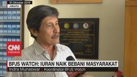 VIDEO: BPJS Watch: Iuran Naik Bebani Masyarakat