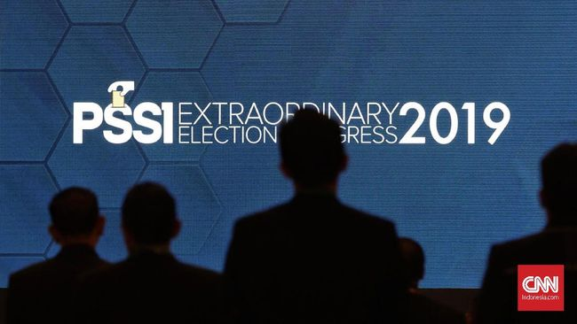 Jelang Kongres PSSI situasi di lokasi acara di Hotel Shangri-La sempat memanas, setelah dua calon ketua berseteru, Sabtu (2/11).
