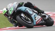 Hasil FP3 MotoGP Ceko: Morbidelli Tercepat, Rossi Kelima