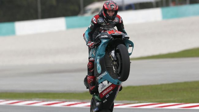 Pebalap tim Petronas Yamaha, Fabio Quartararo, merasakan banyak perubahan dalam hidup setelah tampil apik dalam ajang balap motor MotoGP 2019.