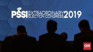PSSI Klarifikasi Tudingan Nepotisme