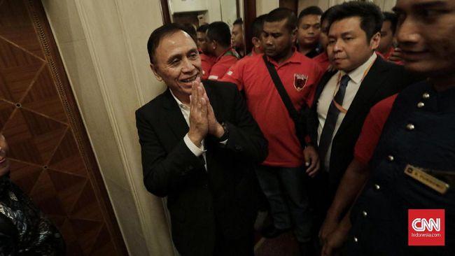 Mantan Kapolda Metro Jaya, Mochamad Iriawan atau Iwan Bule menyebut kemungkinan tetap bertugas sebagai Sekretaris Utama Lemhanas.
