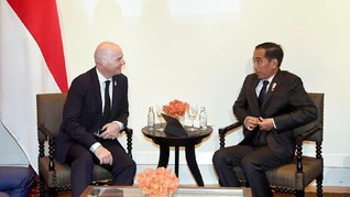 Penjelasan Bilateral Versi Jokowi yang Dikritik Fahri Hamzah