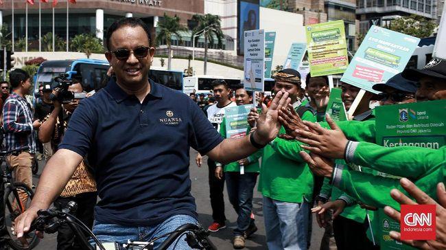 Fraksi Partai Gerindra dan PAN menyebut kinerja TGUPP membantu kinerja Anies Baswedan dalam melakukan pembangunan ibu kota.