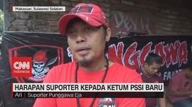 VIDEO: Harapan Suporter Kepada Ketum PSSI Baru