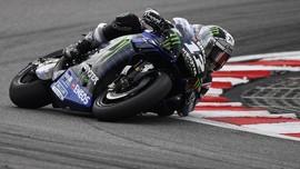 Hasil FP1 MotoGP Andalusia: Vinales Kalahkan Rossi