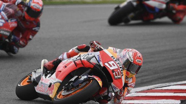 Juara dunia MotoGP 2019 Marc Marquez tak peduli dengan tingkat kesulitan menunggangi motor, terpenting bisa tampil cepat saat balapan.