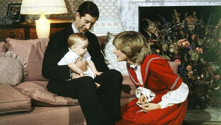 Kisah Putri Diana Dobrak Tradisi Kerajaan demi Menyusui William dan Harry