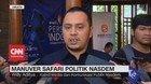 VIDEO: Manuver Safari Politik Nasdem ke Partai Oposisi
