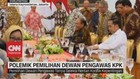 VIDEO: Polemik Pemilihan Dewan Pengawas KPK Tanpa Seleksi