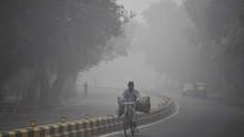 Studi: Polusi Udara Tingkatkan Risiko Kebutaan