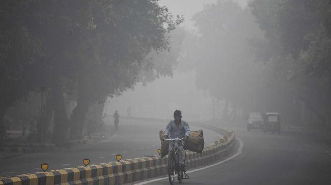 Studi terbaru menemukan, paparan polusi udara yang rendah sekali pun dapat meningkatkan risiko degenerasi makula terkait usia yang bisa berujung kebutaan.