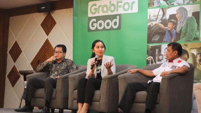 Grab for Good Tingkatkan Perekonomian Kota Surabaya