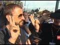 VIDEO: Patung Ringo Starr, Lady Gaga, dan Serial Baru Netflix