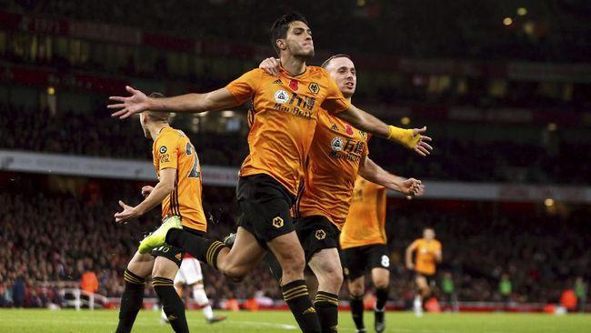 Wolverhampton Wanderers memiliki trio lini depan yang bisa membuat Liverpool terkapar di Liga Inggris.