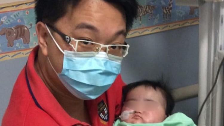 Seorang ayah di Singapura menceritakan bayinya meninggal karena penyakit kawasaki.