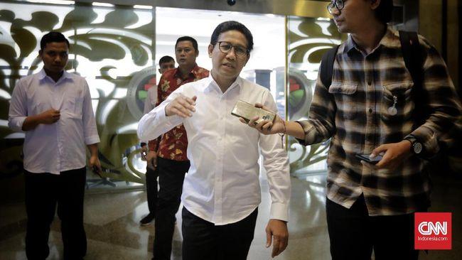 Mendes PDTT Abdul Halim Iskandar mengatakan rekrutmen pendamping desa untuk sementara dimoratorium.